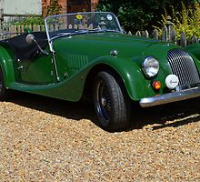 The Beautiful Morgan by Neville Hawkins