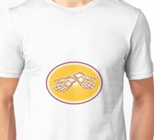 Workman Utility Gloves Retro Unisex T-Shirt