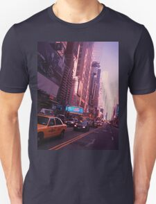 The City Streets (NYC SERIES) Unisex T-Shirt