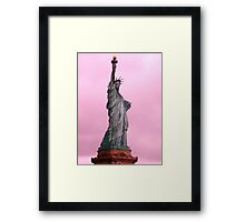 Liberty (NYC SERIES) Framed Print