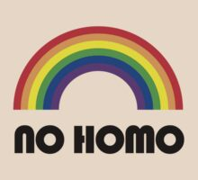 No Homo by jezkemp