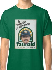 As Tasmanian as Ricky Ponting Classic T-Shirt