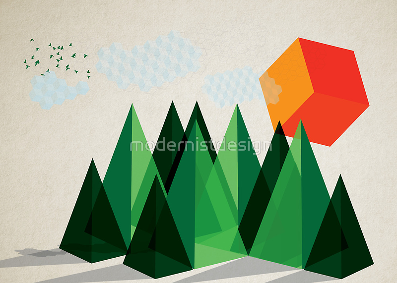 Geo-graphic by modernistdesign