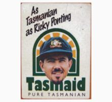 As Tasmanian as Ricky Ponting (breast pocket) by map1
