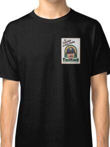 As Tasmanian as Ricky Ponting (breast pocket) Classic T-Shirt