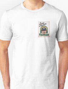 As Tasmanian as Ricky Ponting (breast pocket) Unisex T-Shirt