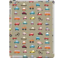 Cars iPad Case/Skin