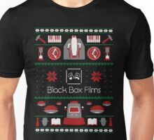 Black Box Films Christmas Sweater (Red & Green) Unisex T-Shirt