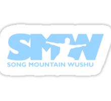 Song Mountain Wushu - Blue Sticker