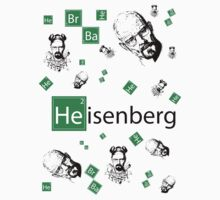 Breaking Bad T-Shirts & Hoodies by seazerka