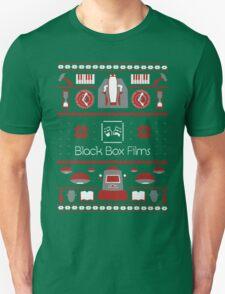 Black Box Films Christmas Sweater (Red) Unisex T-Shirt