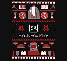 Black Box Films Christmas Sweater (Red) T-Shirt