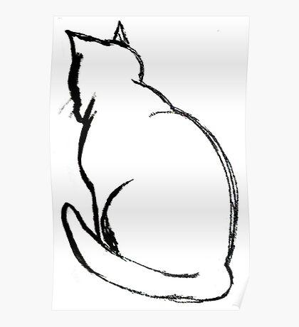 Cat  01 Poster