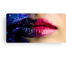 Give Me A Kiss Canvas Print