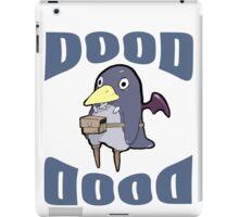 prinny dood iPad Case/Skin