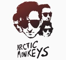 Arctic Monkeys T-Shirt by razaflekis