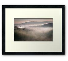 Steyning Bowl III Framed Print