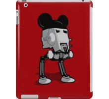 Mouse Walker iPad Case/Skin