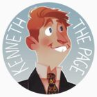 Kenneth Parcell by siins