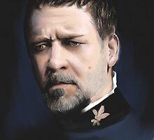 Javert by joetin