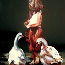 """""""Little Mother Goose"""" by Susan Bergstrom"""