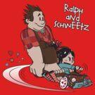 Ralph and Schweetz by moysche