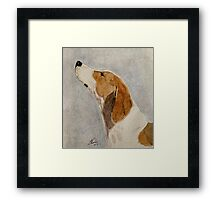 The Scent Framed Print