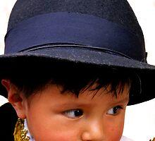Cuenca Kids 319 by Al Bourassa