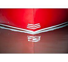 Rouge Photographic Print