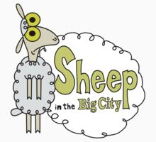 Sheep in The Big City Kids Clothes