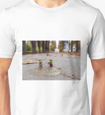Another Medallion?! Unisex T-Shirt