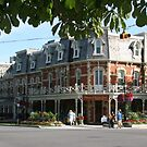 Prince of Wales Hotel by Brenda Dow