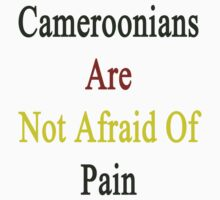 Cameroonians Are Not Afraid Of Pain by supernova23