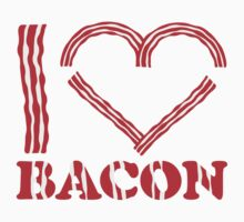 I Love Bacon by Style-O-Mat