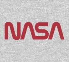 NASA Logo Kids Tee