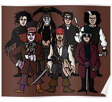 Johnny Depps Poster
