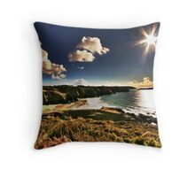 Stary Stary Day Throw Pillow