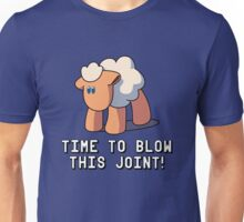 Sheeps of Worms of War Unisex T-Shirt