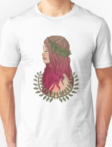 Floral Ombre Series #1 T-Shirt