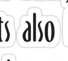 My Breasts Sticker