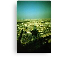 Looming - Lomo Canvas Print