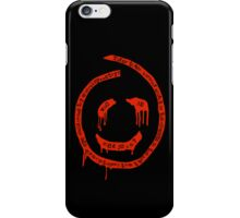 The Mentalist - Red John - Tiger Tiger iPhone Case/Skin
