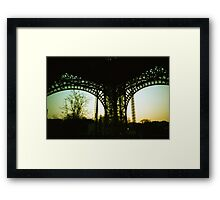 Ace of Base - Lomo Framed Print