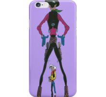 luckyluke iPhone Case/Skin