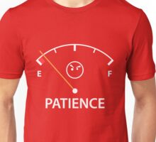 Out of Patience Unisex T-Shirt
