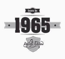 Born in 1965 Kids Clothes