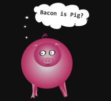 Bacon is Pig? Black by Izzy83