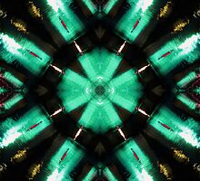 Jade Reflections by SRowe Art