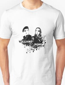 Amy Pond & Rory Williams T-Shirt