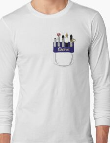 Doctor Who: Sonic Pocket Protector. Long Sleeve T-Shirt